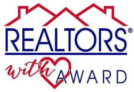 Realtors with Heart Award