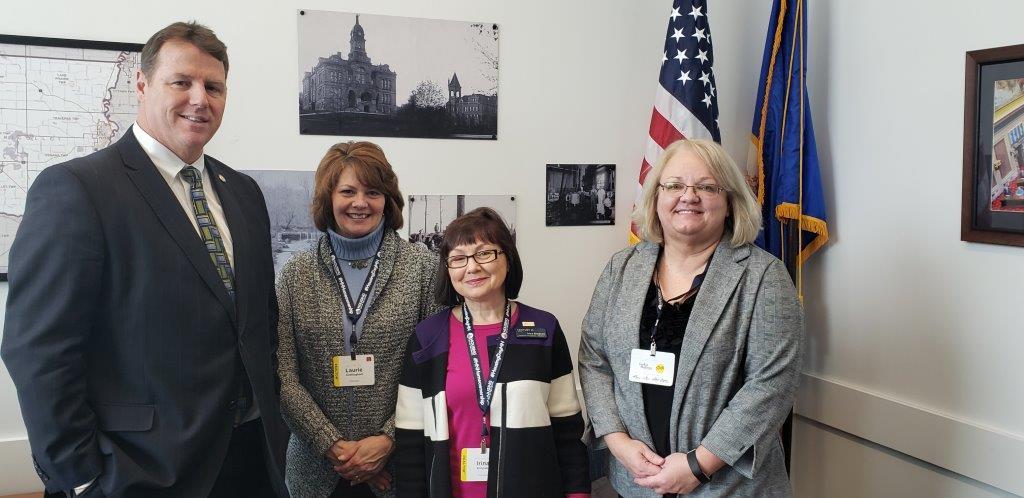 2019 Capitol Laurie, Irina, Deb
